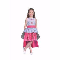 Disfraz Barbie Campamento Pop Rock N Royals Newtoys Original