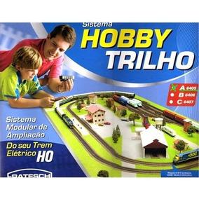 Ho Frateschi Sistema Hobby Trilho Caixa A Cod 6405 Ampliacao