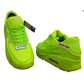 Tenis Nike Air Max 90 Glow In The Dark