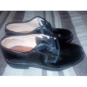 Zapatos Corfam Policia T40