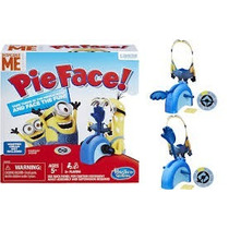 Pastelazo Pie Face Minion Mi Villano Favorito Hasbro