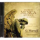Ensamble De Música Antigua - Barroco, Clásico Vienés, Cd