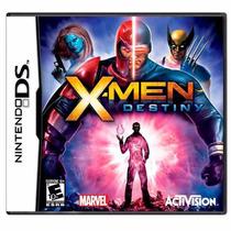 Jogo X-men Destiny Marvel Para Nintendo Ds E 3ds Lacrado