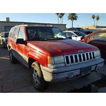 Jeep Cherokee 1993-1998: Cajas De Velocidades (transmicion)