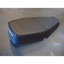 Banco Cg125 Ml125 78-82 Honda Paralelo Com Fivela E Friso