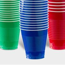 Kit Vasos Plástico Bar Fiesta Brindis Boda Xv Bautizo Baby