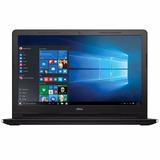 Notebook Dell 3552 Quad Core 4gb, 500gb Hd,hdmi,15.6 W10