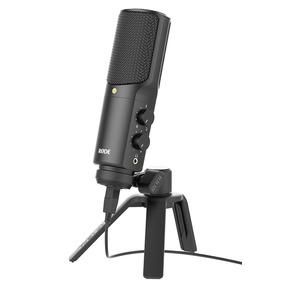Micrófono Condensador Multipropósito Rode Nt-usb Usb
