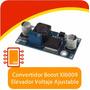 Convertidor Boost Xl6009 Elevador Voltaje Ajustable Arduino