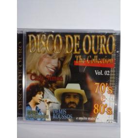 Cd Disco De Ouro The Collection Vol 2 Lacrado