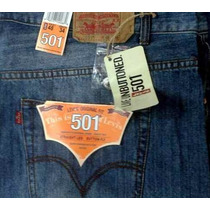 Pantalones Jean Levis Para Caballeros 46-48-50 Talla G