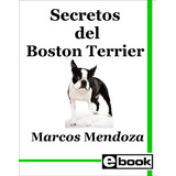 Boston Terrier Libro Adiestramiento Cachorro Adulto Crianza