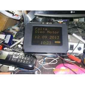 Computador De Bordo Vectra Tomada Amarela Todas As Funções