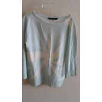 Lote De Prendas De Hilo, Saco/sweater/chaleco Talle S/m
