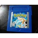 Pokemon Blue Version Nintendo Game Boy/game Boy Advance/sp