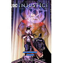 Dc Comics Batman Injustice Año 3 Vol 1 Definitive Edition