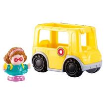 Little People - Maggie Y Autobús Escolar Amarillo