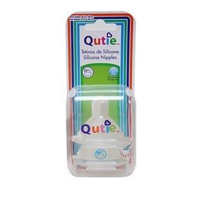 Tetinas Cuello Ancho 0-3m Qutie Qtp-99010