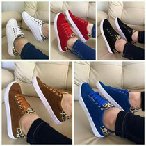 Zapatos Calzado Colombiano Casual De Moda Para Dama
