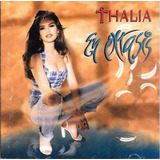 Cd Thalia En Éxtasis Importado Maria Do Bairro Juana Pop 90s