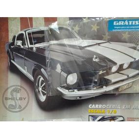 Fasciculos Mustang Shelb - Novo - Várias Edições