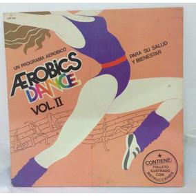 Disco Lp Vintage De Música Para Aerobic