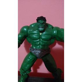 Boneco Hulk Figura Loose Sem Embalagem Original