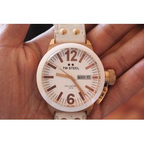 Reloj Tw Steel Oro Rosa, De Lujo