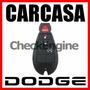 Carcasa Llave Dodge Journey Ram Fobik Jeep Chrysler Town