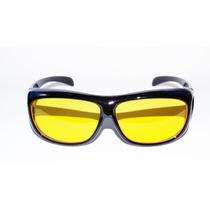 Óculos Visão Noturna Para Dirigir A Noite 400uv 12x S/ Juros
