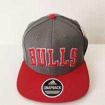 Gorra Adidas Nba Chicago Bulls