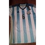 Estampado Oficial Argentina adidas Nro Pecho Y Dorsal