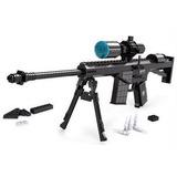 Rifle Armable De Bloques De Construcción Ausini