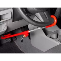 Trava Segurança Carro Anti Furto Chave Tetra Pedal Universal