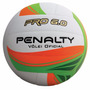 Bola De Vôlei Pró 6.0 Oficial Microfibra Matrizada Penalty