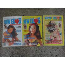 3 Revistas Histórias Em Quadrinhos Eróticos Diverso