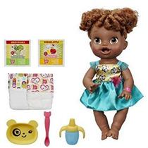 Juguete Baby Alive Mi Bebé All Gone African-american Doll N