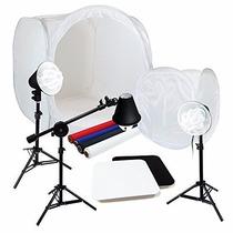 Set Profesional De Fotografia De Producto Con Fondos Tablas