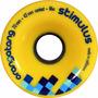 Rodas Orangatang Stimulus 70mm 86a Longboard Dohwhill Slide