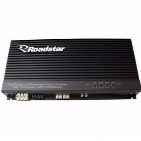 Amplificador Roadstar Rs-1600d 3500w