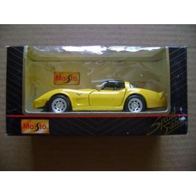 Rm283 - Corvette 1978 Maisto 1/43 Lacrado Raro Ed. Especial