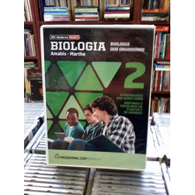 Moderna Plus Compartilha Biologia Vol 2 Amabis