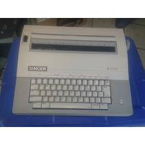 Maquina De Escribir Electronica Smilh Corona Singer S1000