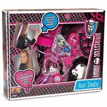 Monster High-hair Studio