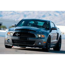 Ford Mustang Shelby Gt500 Super Snake Cofre 2010 2014