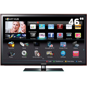 Smart Tv 46 Led Un46d5500 Full Hd Original Vitrine