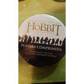 Playera Comprimida Pelicula El Hobbit Un Viaje Inesperado