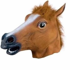 Mascara Cabeza Caballo Tipo Harlem Shake Creepy Horse