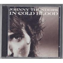 [cd] Johnny Thunders~in Cold Blood... Album 1983 Studio/live
