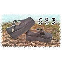 Zapatos Altos Mujer